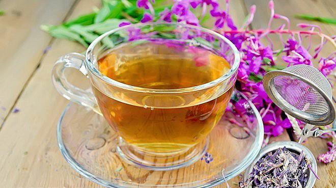 Иван чай отвар