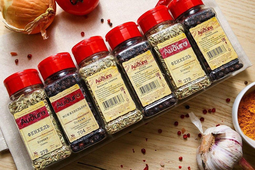 Специи Organic Spices
