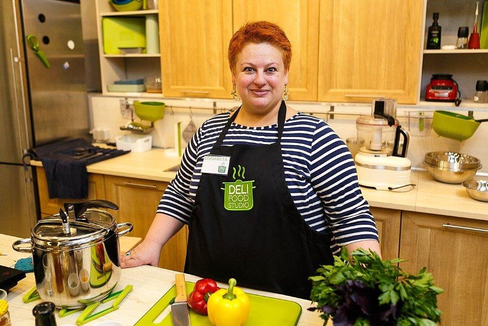 Кулинарная Студия DELI в Москве