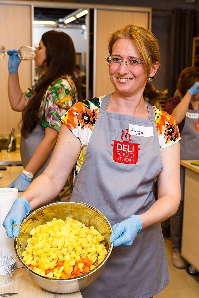 Кулинарная студия DELI