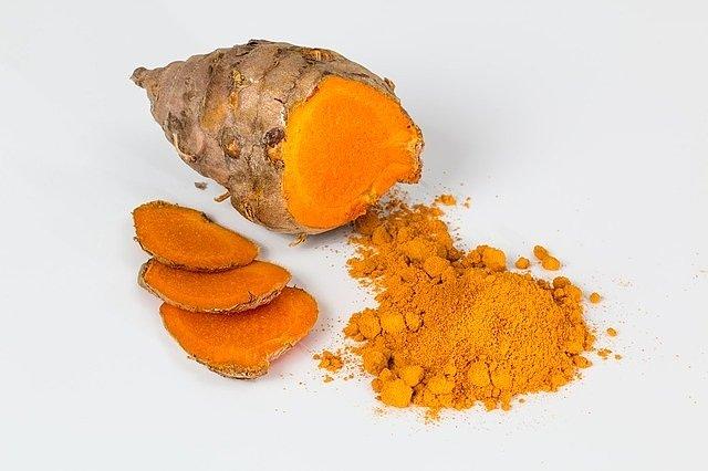 Куркума в магазине Organic Spices